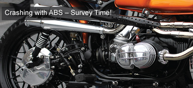 Crashing with ABS – Survey Time!